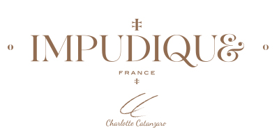LOGO IMPUDIQUE OR